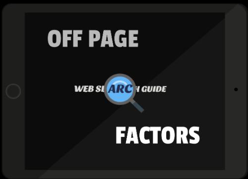 offpage seo factors